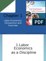PPT Labor Economcis Chap001