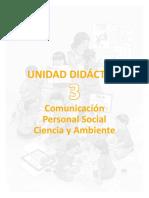u3 3er Grado Unidad Didactica Integrado