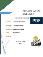 Analisis Critico e 0.50 , Leslie Lazaro Curo