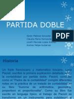 Diapositivas Partida Doble