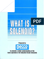 What is a Solenoid