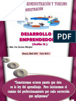 Plan de Mercadeo - Plaza - Promoción  Des. Emp