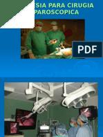 cirugia en laparoscopia