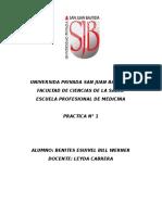 Universida Privada San Juan Bautista