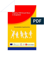 Stopping Child Sexual Abuse in Bangladesh