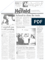 North Closure -- Herald 04.26.1994