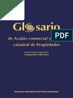 Iaao Glossary Spanish