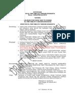 Draft SK 01 2013 Kebijakan Penetapan Tarif Pelayanan RSPW