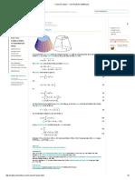 Conical Frustum -- From Wolfram MathWorld