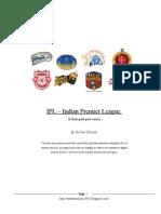 IPL- Indian Premier League _ Read & Share