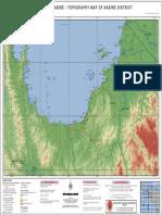 Topografi Nabire