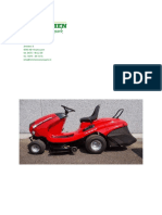 Alko Tractor