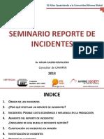 Reporte de Incidentes Camiper
