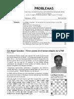 Boletín de la Sociedad Española de Problemistas de Ajedrez (SEPA)
