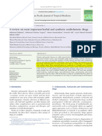 A Review on Most Important Herbal and Synthetic Antihelmintic Drugs