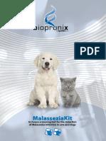 Kit de diagnostic rapid Malassezia