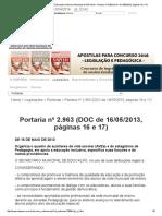 Sindicato Dos Profissionais Em Educação No Ensino Municipal de São Paulo - Portaria Nº 2