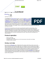 RSTP Protocol