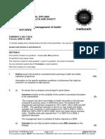 2012 07 IDIP Unit a Past Paper