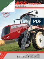 PEKASS magazín (2012), podzim, zemědělská technika