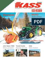 PEKASS magazín (2013), zima