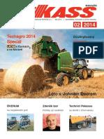PEKASS magazín (2014), léto