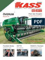 PEKASS magazín (2013), léto