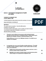 2015 01 IDIP Unit a Past Paper
