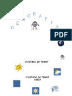 Microsoft Power Point - Estado de Tempo e Clima; Factores e Elementos Do Clima