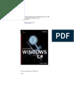 ProgrammingMicrosoftWindowsWithCSharp.pdf
