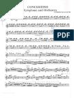 Toshiro Mayuzumi Concertino for Xylophone Orchestra Xilofon