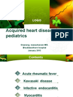 Acquired Heart Disease in Pediatrics.pptx