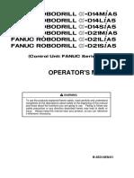 B-85314EN_01 Fanuc Robodrill D21MiA Operators Manual