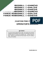 B-85314EN-1_01 Fanuc Robodrill Custom PMC Functions