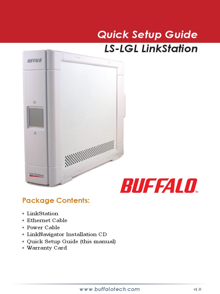 LinkStation LS-LGL Qsg | Icon (Computing) | Finder (Software)
