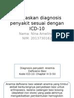Diagnosis Icd Keracunan Timbal