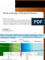Design of Packed Columns for Absorption and Distillation Processes_prelecture Slids