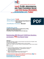 2016 Latest Microsoft 70-496 Exam Questions PDF 89q Shared