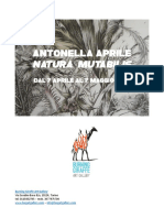 Antonella Aprile. Natura Mutabilis