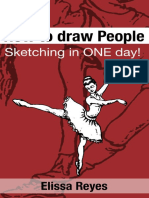 How to Draw People - Elissa Reyes