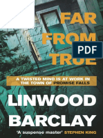 Far From True by Linwood Barclay Extract