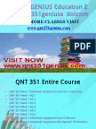 QNT 351 GENIUS Education Expert/qnt351geniusedotcom