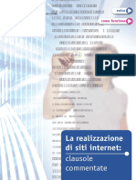 Contratto Web Comment a To