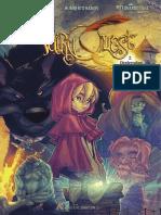 Fairy Quest 2. Desterrados, de Paul Jenkins, Humberto Ramos y Leonardo Olea