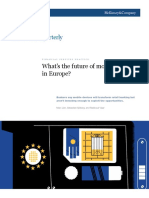 Whats the Future of Mobile Banking in Europe
