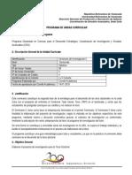 Semin de Invest II Docto 30-4-10