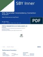 Presentation in 3G RNC PRIPILE THP Imp