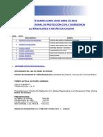 Informe Diario Onemi Magallanes 18.04.2016