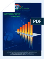 Equity weekly report