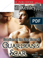 Britt Kenley - [Guardians of the Gray Tower 3] - Guardian's Scar